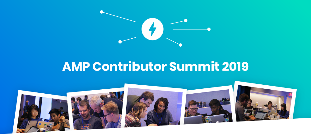 A collection of social posts from the AMP Contributor Summit